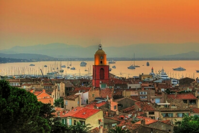 Saint-Tropez : ARISTOW fait son shooting 2018