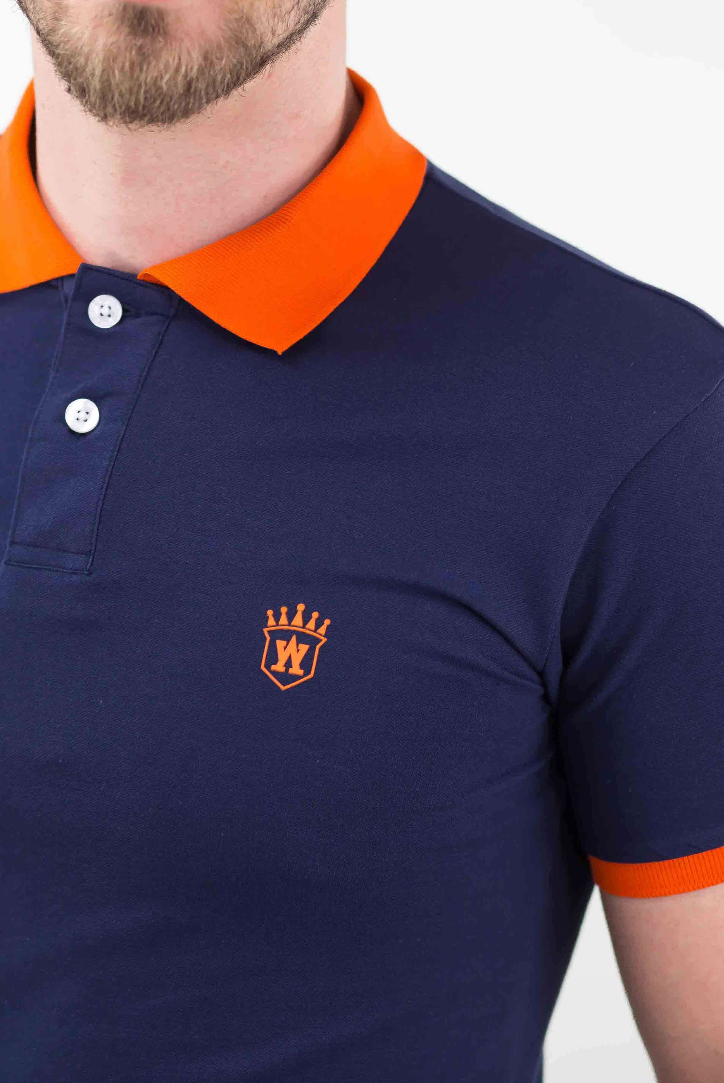 polo simple homme